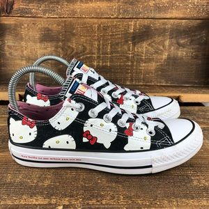 Converse Chuck Taylor Hello Kitty Shoes Size 6.5